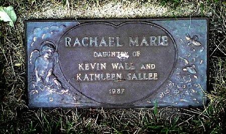 WALL, RACHAEL MARIE - Black Hawk County, Iowa   RACHAEL MARIE WALL