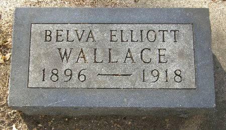 WALLACE, BELVA - Black Hawk County, Iowa | BELVA WALLACE