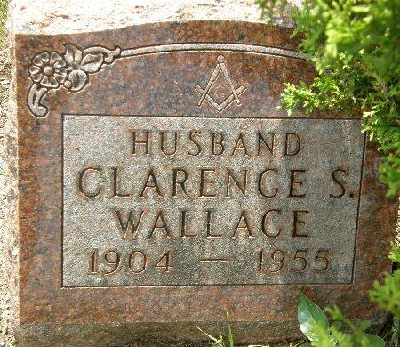 WALLACE, CLARENCE S. - Black Hawk County, Iowa | CLARENCE S. WALLACE