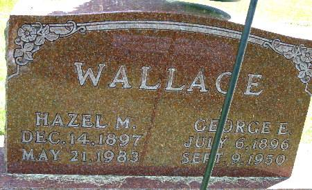WALLACE, GEORGE E. - Black Hawk County, Iowa | GEORGE E. WALLACE