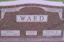 WARD, DORA - Black Hawk County, Iowa | DORA WARD