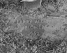 WEICHER, LARRY ALLEN - Black Hawk County, Iowa   LARRY ALLEN WEICHER