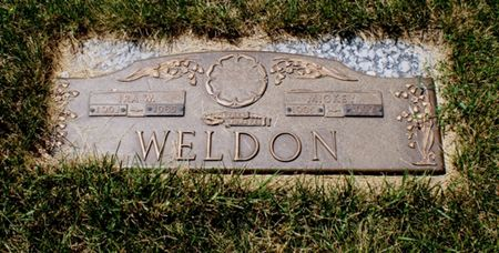 TAYLOR WELDON, MICKEY - Black Hawk County, Iowa | MICKEY TAYLOR WELDON