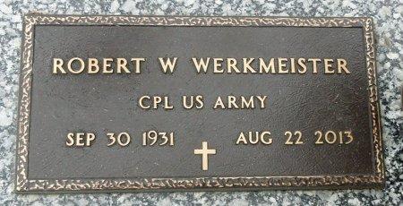 WERKMEISTER, ROBERT WAYNE - Black Hawk County, Iowa   ROBERT WAYNE WERKMEISTER