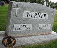 WERNER, CARYL - Black Hawk County, Iowa | CARYL WERNER