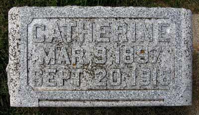 WERNER, CATHERINE - Black Hawk County, Iowa | CATHERINE WERNER