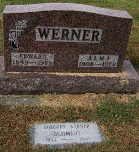 WERNER, EDWARD - Black Hawk County, Iowa | EDWARD WERNER