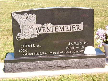 WESTEMEIER, DORIS A. - Black Hawk County, Iowa   DORIS A. WESTEMEIER