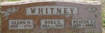 GARNER WHITNEY, DORA - Black Hawk County, Iowa | DORA GARNER WHITNEY