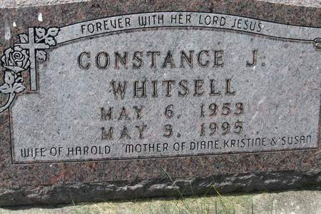 WHITSELL, CONSTANCE J. - Black Hawk County, Iowa | CONSTANCE J. WHITSELL