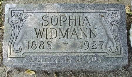 WIDMANN, SOPHIA - Black Hawk County, Iowa | SOPHIA WIDMANN