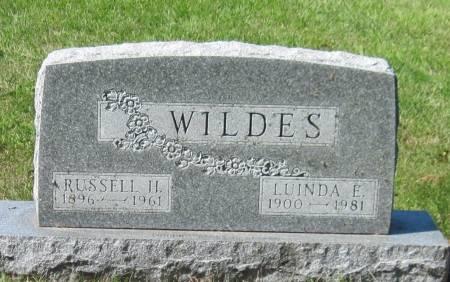 WILDES, RUSSELL H. - Black Hawk County, Iowa | RUSSELL H. WILDES