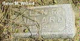 WILLARD, HELLEN M. - Black Hawk County, Iowa   HELLEN M. WILLARD