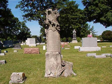 WILLIAMS, MARIETTA - Black Hawk County, Iowa | MARIETTA WILLIAMS