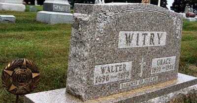 WILTRY, WALTER - Black Hawk County, Iowa   WALTER WILTRY