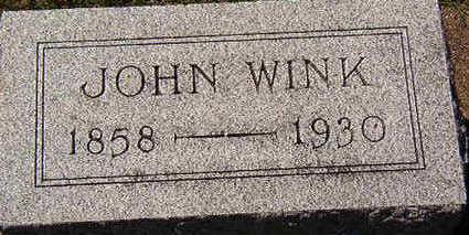 WINK, JOHN - Black Hawk County, Iowa | JOHN WINK