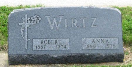 WIRTZ, ROBERT - Black Hawk County, Iowa | ROBERT WIRTZ