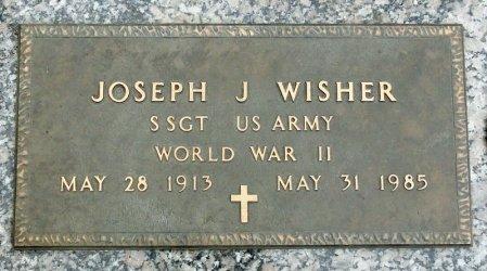 WISHER, JOSEPH J. - Black Hawk County, Iowa | JOSEPH J. WISHER