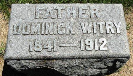 WITRY, DOMINICK - Black Hawk County, Iowa   DOMINICK WITRY