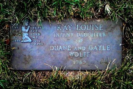 WOLFF, KAY LOUISE - Black Hawk County, Iowa | KAY LOUISE WOLFF