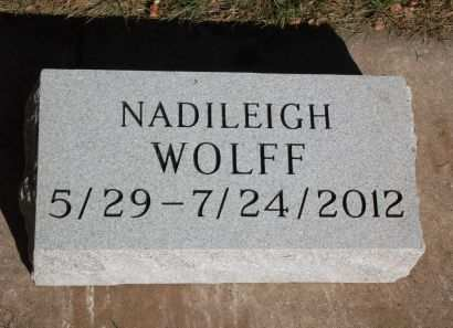WOLFF, NADILEIGH - Black Hawk County, Iowa | NADILEIGH WOLFF