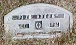 WOODBURY, JOYCE ? - Black Hawk County, Iowa | JOYCE ? WOODBURY