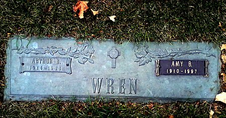 WREN, AMY B. - Black Hawk County, Iowa | AMY B. WREN