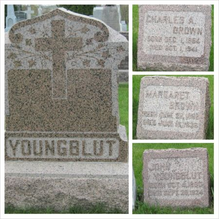YOUNGBLUT BROWN, MARGARET - Black Hawk County, Iowa | MARGARET YOUNGBLUT BROWN