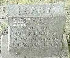 ZERKLE, BABY - Black Hawk County, Iowa   BABY ZERKLE