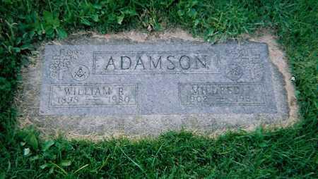 ADAMSON, MILDRED F. - Boone County, Iowa | MILDRED F. ADAMSON