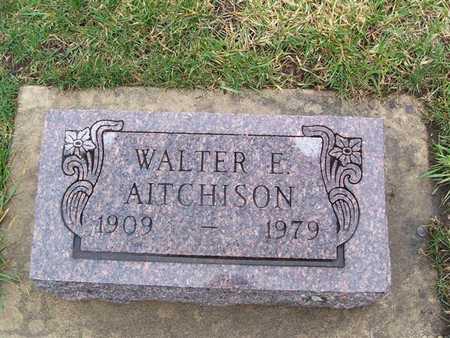 AITCHISON, WALTER E. - Boone County, Iowa | WALTER E. AITCHISON