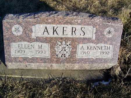 AKERS, A. KENNETH - Boone County, Iowa | A. KENNETH AKERS