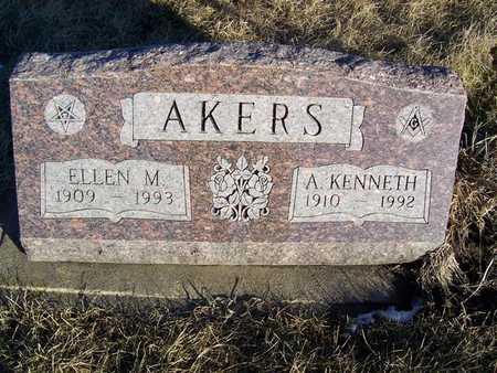 AKERS, ELLEN M. - Boone County, Iowa | ELLEN M. AKERS
