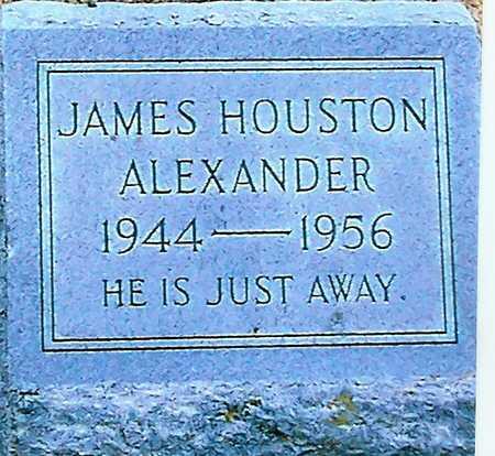 ALEXANDER, JAMES HOUSTON - Boone County, Iowa | JAMES HOUSTON ALEXANDER