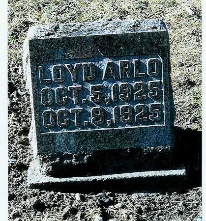 ARLO, LOYD - Boone County, Iowa | LOYD ARLO