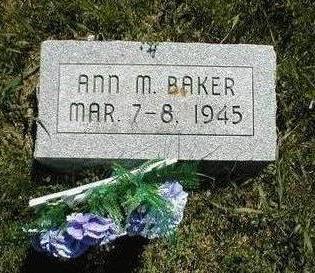 BAKER, ANN MARIE - Boone County, Iowa | ANN MARIE BAKER