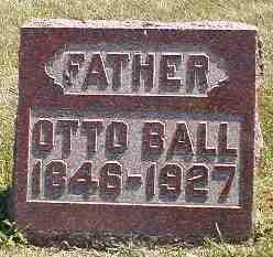 BALL, OTTO - Boone County, Iowa | OTTO BALL