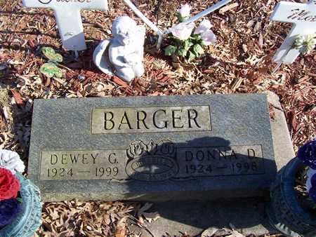 BARGER, DONNA D. - Boone County, Iowa | DONNA D. BARGER
