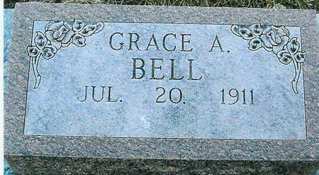 BELL, GRACE A. - Boone County, Iowa | GRACE A. BELL