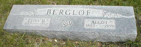 BERGLOF, EDNA M. - Boone County, Iowa | EDNA M. BERGLOF
