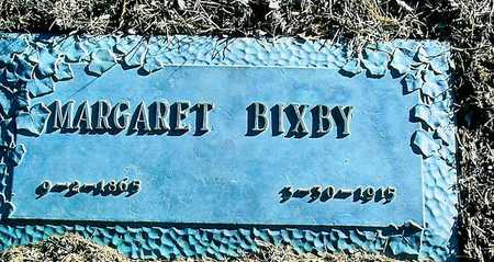 BIXBY, MARGARET - Boone County, Iowa | MARGARET BIXBY
