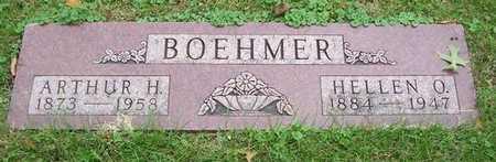 BOEHMER, ARTHUR H. - Boone County, Iowa | ARTHUR H. BOEHMER