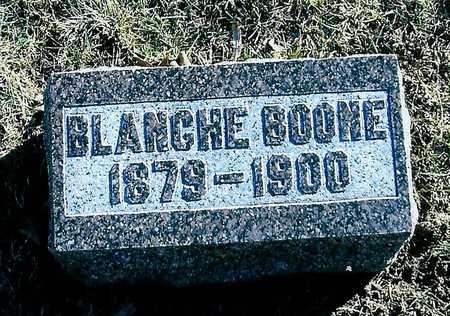 BOONE, BLANCHE - Boone County, Iowa | BLANCHE BOONE