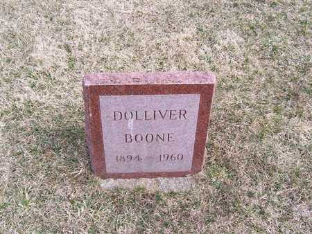 BOONE, DOLLIVER - Boone County, Iowa | DOLLIVER BOONE