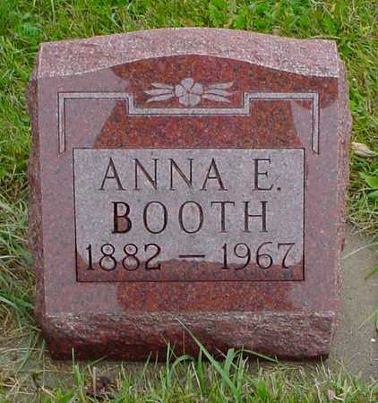 BOOTH, ANNA E. - Boone County, Iowa | ANNA E. BOOTH