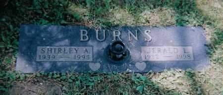 BURNS, SHIRLEY A. - Boone County, Iowa | SHIRLEY A. BURNS