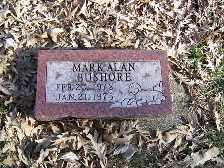 BUSHORE, MARK ALAN - Boone County, Iowa | MARK ALAN BUSHORE