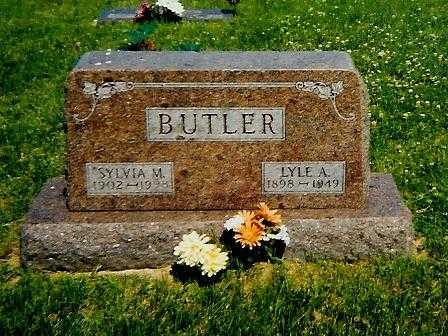 BUTLER, LYLE A. - Boone County, Iowa | LYLE A. BUTLER
