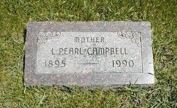 CAMPBELL, L. PEARL - Boone County, Iowa | L. PEARL CAMPBELL
