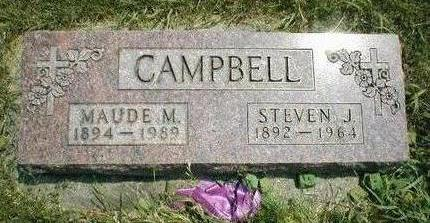 CAMPBELL, MAUDE M. - Boone County, Iowa | MAUDE M. CAMPBELL
